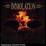 Immolation - Shadows in the Light '2007