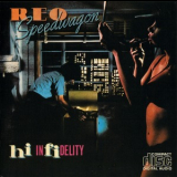Reo Speedwagon - Hi Infidelity [epic/sony 35.8p-4 (gold-face)] '1980
