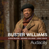 Buster Williams - Audacity [Hi-Res] '2018