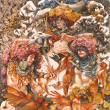 Baroness - Gold & Grey '2019