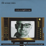 Moby - A Night In NYC '2008