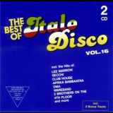 Various Artist - The Best Of Italo Disco Vol. 16 (CD2) '1991