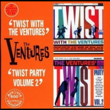 Ventures, The - Twist With The Ventures.twist Party '2000