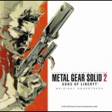 Konami - Metal Gear Solid 2: Sons Of Liberty (US Re-print) '2001