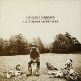 George Harrison - All Things Must Pass (Toshiba Red Vinyl 16-bit) '1970