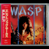 W.A.S.P - Inside The Electric Circus [cp32-5177] '1986