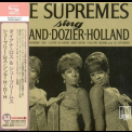 Supremes, The - Sing Holland-Dozier-Holland [uicy-75225 Japan] '1967