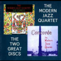 Modern Jazz Quartet, The - The Comedy & Concorde '1998