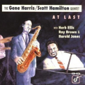 Gene Harris - Scott Hamilton Quintet / At Last '1990