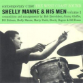 Shelly Manne & His Men - Vol.1: The West Coast Sound      (1955, Contemporary-Japan) '1955