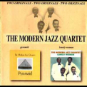 Modern Jazz Quartet, The - Pyramid  & Lonely Woman '2000