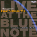 Oscar Peterson Trio, The - Live At The Blue Note (4CD) '2004