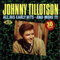 Johnny Tillotson - All His Early Hits - And More !!!! '1990