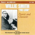 Willie 'the Lion' Smith - Pianist And Character 1935/1949 '2000