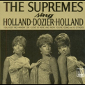 Supremes, The - Sing Holland-Dozier-Holland '1967