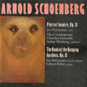 Arnold Schoenberg - Pierrot Lunaire/the Book Of The Hanging Gardens '1990