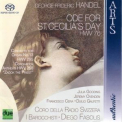 G. F. Handel - Ode For St. Cecilia's Day, Coronation Anthems - Fasolis '2008