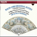 Neville Marriner & Academy Of St. Martin In The Fields - J.s. Bach: Orchestral Suites '1990