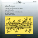 John Cage - Concert For Piano And Orchestra / Atlas Eclipticalis '2011