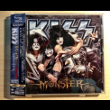 Kiss - Monster (Universal Music Japan, SHM-CD, Stereo) '2012