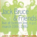 Jack Bruce & Friends - Live At Bottom '1980