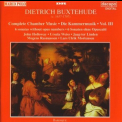 Dietrich Buxtehude - Complete Chamber Music, Vol. III '2000