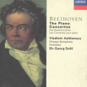 Vladimir Ashkenazy, Chicago Symphony Orchestra, Sir Georg Solti - Beethoven - The Piano Concertos '1996