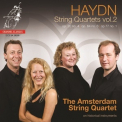 Haydn - String Quartets (The Amsterdam String Quartet) Vol. 2 '2008