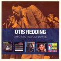 Otis Redding - Original Album Series [5CD]  '2009