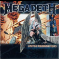 Megadeth - United Abominations (Japanese Edition) '2007