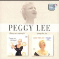 Peggy Lee - Things Are Swingin' / Jump For Joy '1996