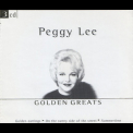 Peggy Lee - Golden Greats (3CD) '2002