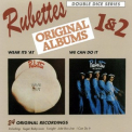 Rubettes, The - Wear Its 'at (1974) / We Can Do It( 1975) '1992