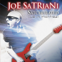 Joe Satriani - Satchurated Live In Montreal (2CD) '2012