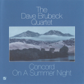 Dave Brubeck Quartet, The - Concord On A Summer Night '1982