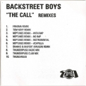 Backstreet Boys - The Call Remixes (promo) (2001) '2001
