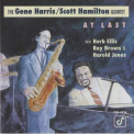Gene Harris - Scott Hamilton - At Last '1990