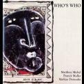 Who's Who - Noir & Blanc '1996