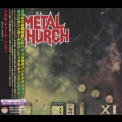 Metal Church - XI (King Record Co., KICP-1744, Japan) '2016