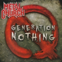 Metal Church - Generation Nothing (2014 Re-issue, Rubicon, RBNCD-1157, Japan) '2014