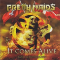Pretty Maids - It Comes Alive (FR CDVD 546, Italy) (2CD) '2012