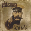 Saxon - Call To Arms (UDR 0025 CD, Germany) '2011