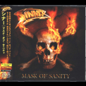 Sinner - Mask Of Sanity (Supersonic Inc., XQAA 1010, Japan) '2007