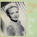 Peggy Lee - Sings For You '1992