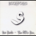Ron Boots - The 80's Box (CD5) - Bookworks '2000