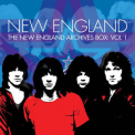 New England - The New England Archives Box Volume 1 Disc Five Additional Demos: Compositions For Unreleased Fourth Album '2019
