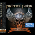 Primal Fear - Metal Commando (gqcs-90936~7) '2020
