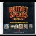 Britney Spears - Circus (Taiwan Promo CD with remixes) '2009