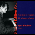 Shukow, Igor - Scriabin, 10 Piano Sonatas & Fantasy (CD1) '1999