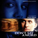 Mark Isham - Don't Say A Word '2001